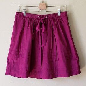 Odille Size 10 Purple Skirt